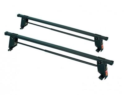 Pre-assembled, multi-purpose roof rack UNIBAR HT