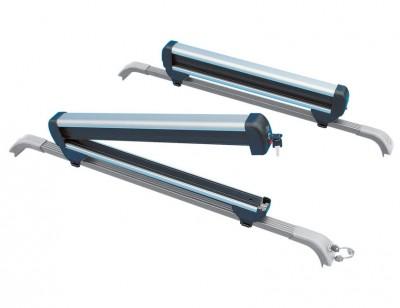 Pre-assembled ski rack kit JOKER