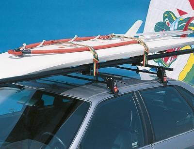 Supporti portakajak portabarche gommoni e canoe da applicare a barre portatutto
