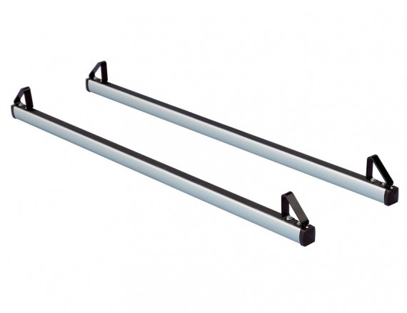 Universal Aluminium roof rack XAL PRO for commercial vehicles and cars