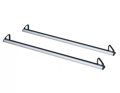 Universal Aluminium roof rack AERO PRO for commercial vehicles and cars